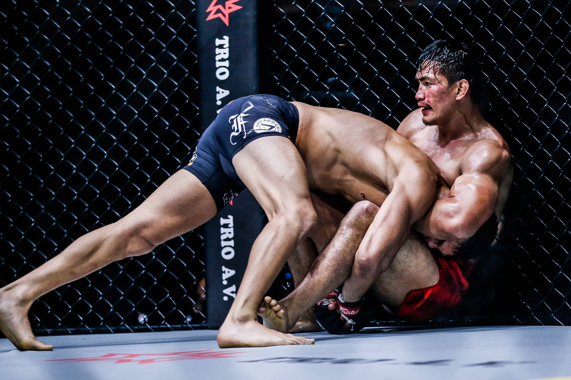 ONE-Inside-The-Matrix-Caruso-takes-down-Folayang Sangiao admits ring rust played role in Team Lakay's ONE: Inside The Matrix setbacks Mixed Martial Arts News ONE Championship  - philippine sports news