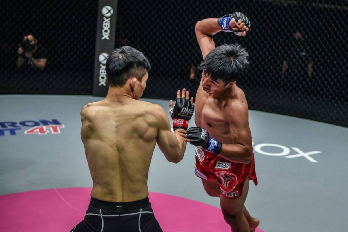 ONE-Inside-The-Matrix-Geje-Eustaquio-def-Song-Min-Jong Sangiao admits ring rust played role in Team Lakay's ONE: Inside The Matrix setbacks Mixed Martial Arts News ONE Championship  - philippine sports news
