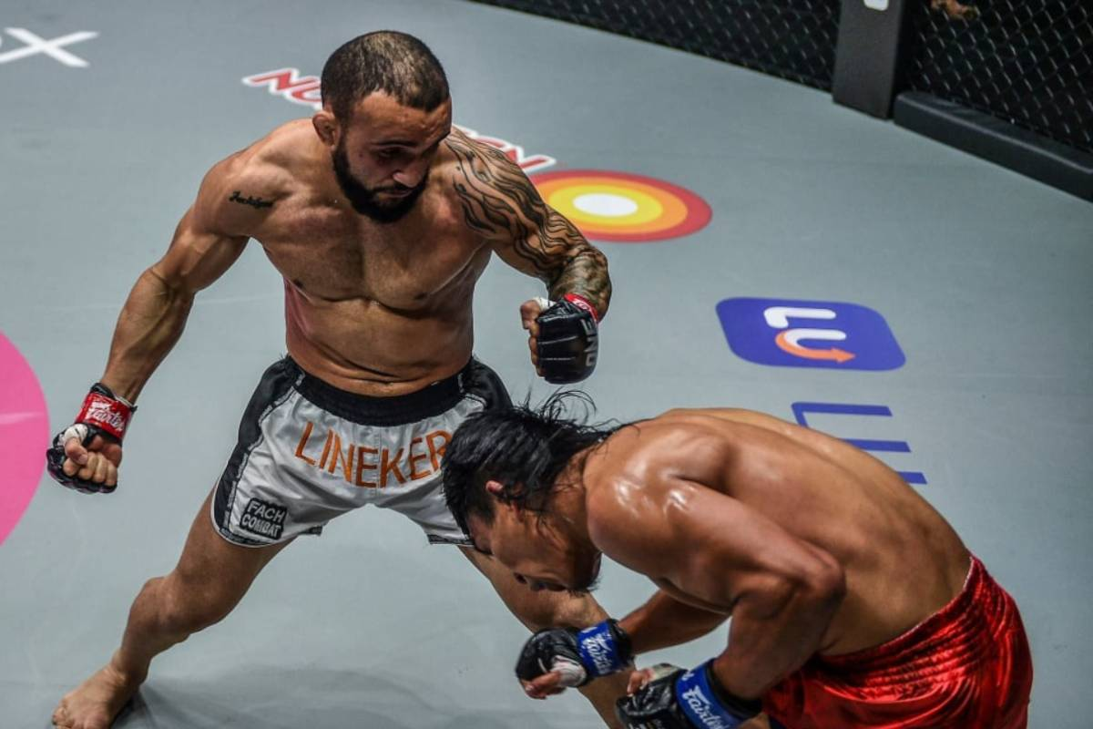 ONE-Inside-The-Matrix-John-Lineker-def-Kevin-Belingon Sangiao admits ring rust played role in Team Lakay's ONE: Inside The Matrix setbacks Mixed Martial Arts News ONE Championship  - philippine sports news