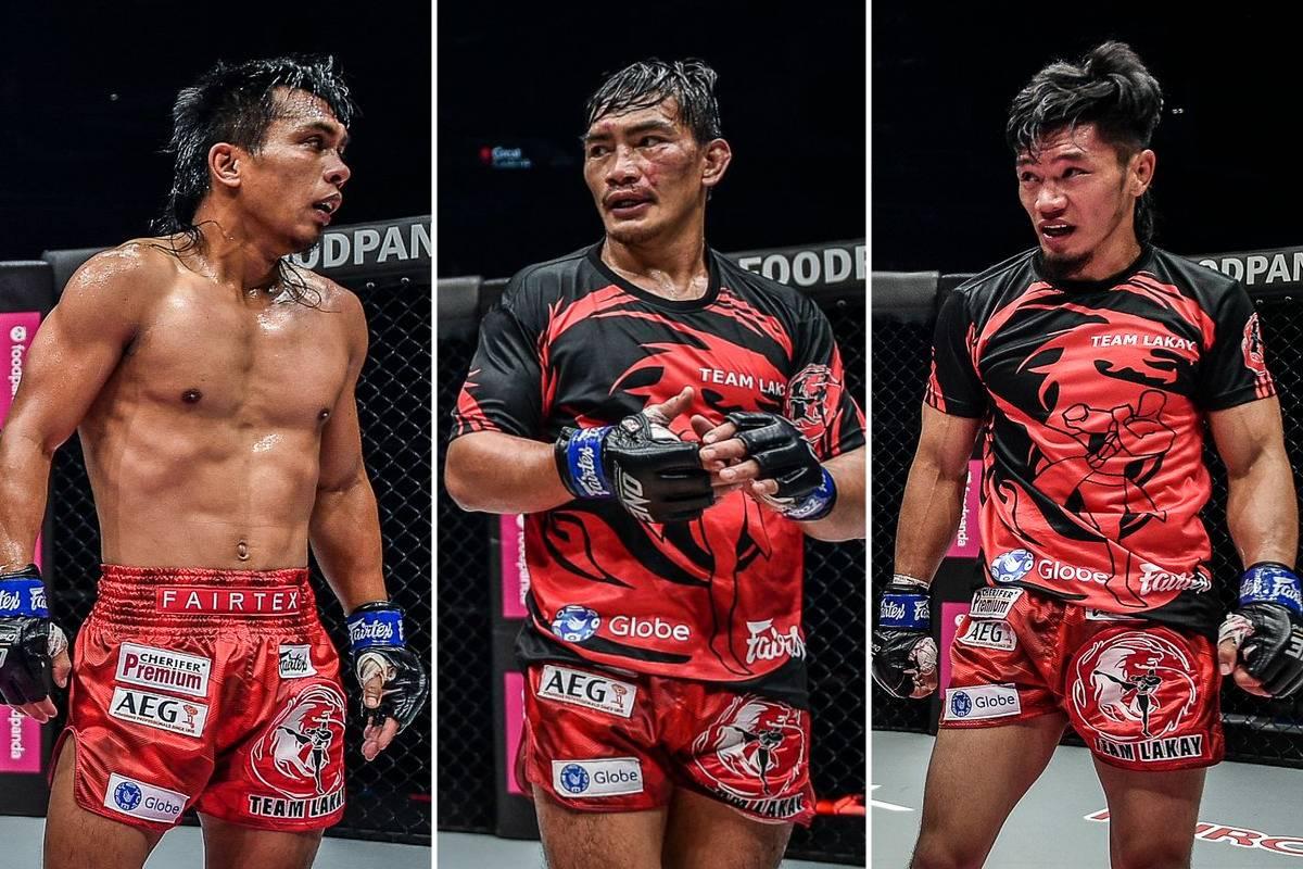 ONE-Inside-The-Matrix-Team-Lakay-Belingon-x-Folayang-x-Adiwang Honorio Banario working on power for ONE return Mixed Martial Arts News ONE Championship  - philippine sports news