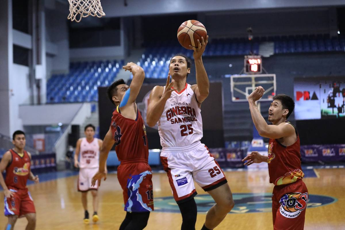 PBA-Season-45-Ginebra-vs-Rain-or-Shine-Japeth-Aguilar-2 Black preps Meralco for Pringle: 'Probably the best player in the league' Basketball News PBA  - philippine sports news