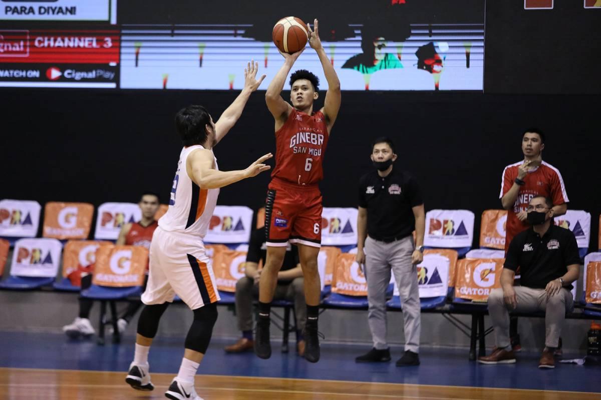 PBA-Season-45-Meralco-vs-Ginebra-Scottie-Thompson-game-winner Best of 2020: One Ginebra nation Bandwagon Wire Basketball PBA  - philippine sports news