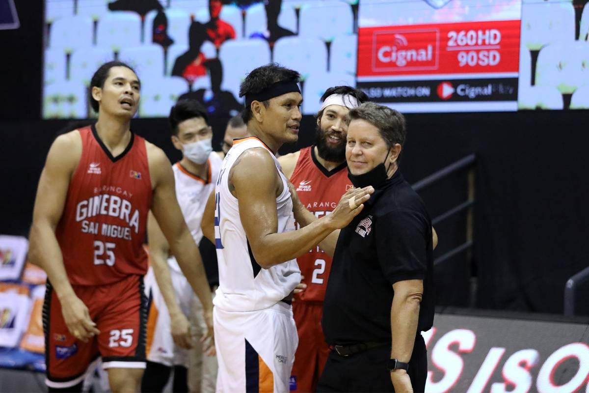 PBA-Season-45-Meralco-vs-Ginebra-Tim-Cone-3 Cone proud to see NSD spirit from embattled Ginebra in must-win Basketball News PBA  - philippine sports news