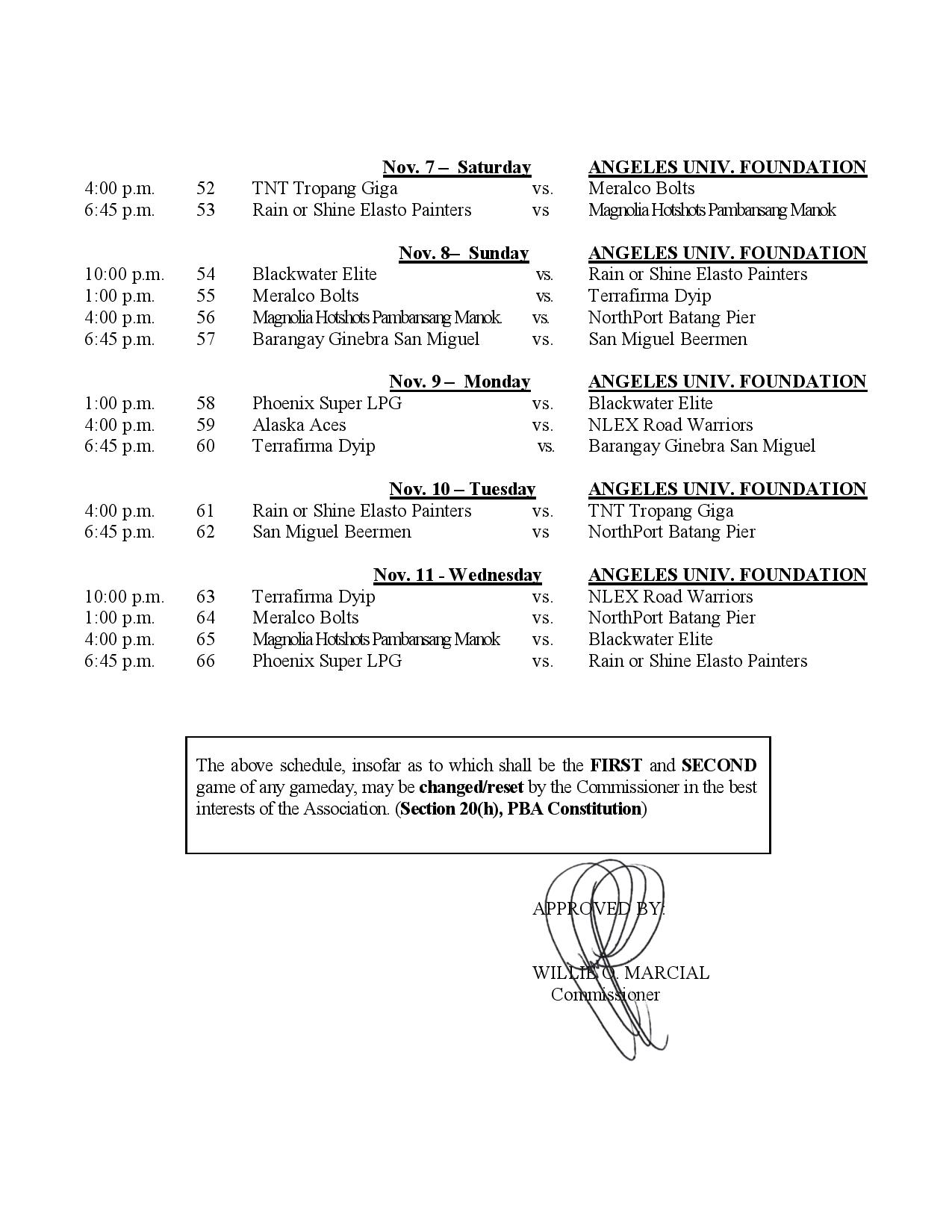 PBA-Season-45-revised-sched-2 Five quadruple-headers added to compressed PBA bubble sched Basketball News PBA  - philippine sports news