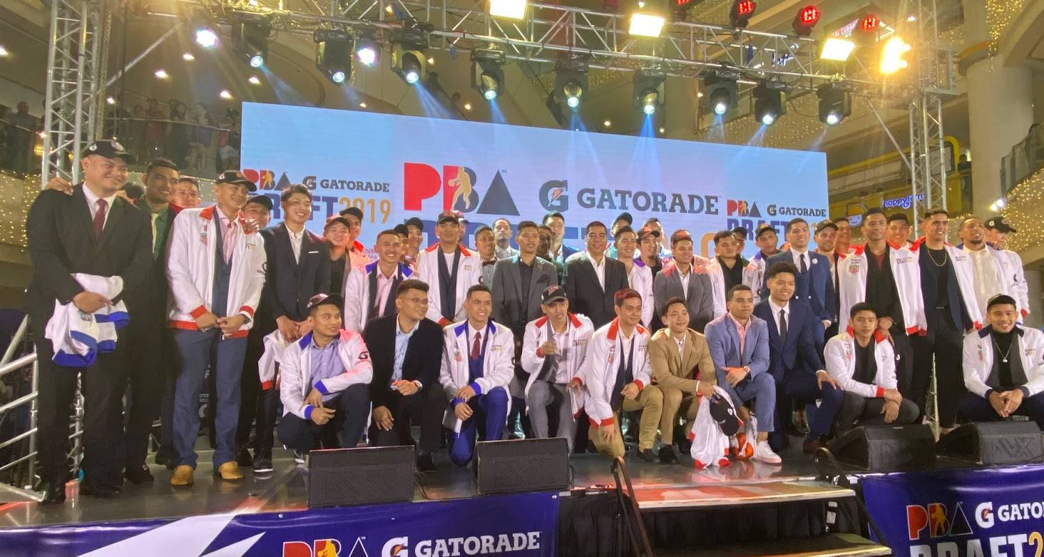 2019-PBA-Draft Another Gilas draft likely to take place in 2021, says SBP boss ASP Basketball Gilas Pilipinas News PBA  - philippine sports news