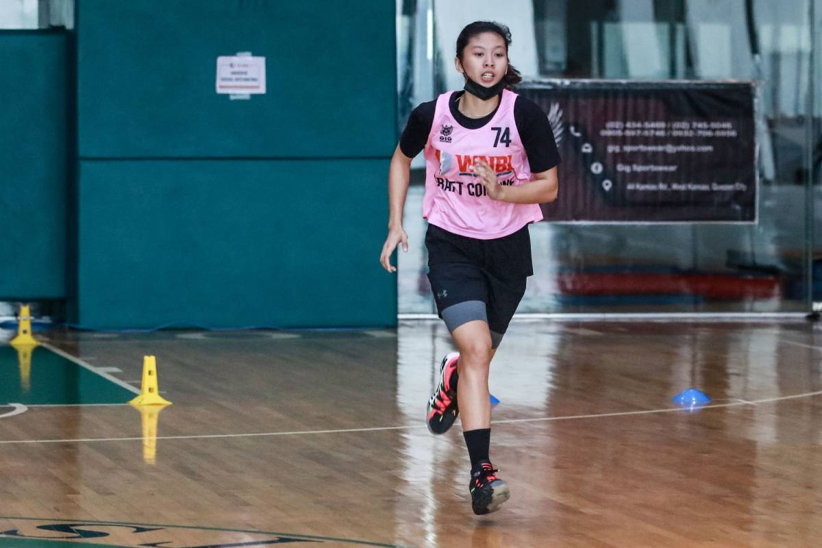 2020-WNBL-Draft-Combine-Monique-del-Carmen NBL, WNBL looking to set-up closed-circuit system for 2021 season Basketball NBL News  - philippine sports news
