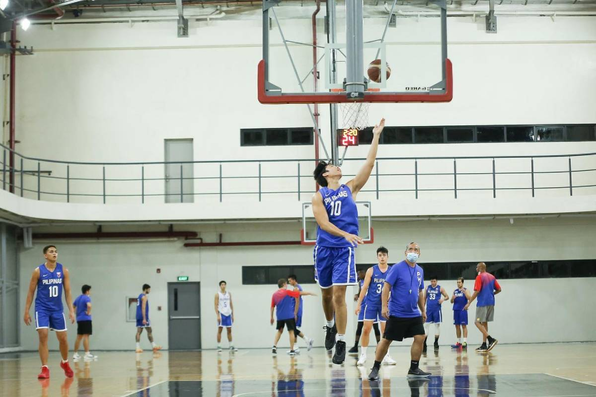2021-FIBA-Asia-Cup-Qualifiers-Gilas-Dave-Ildefonso The Inside Story of Gilas' Calambubble 2021 FIBA Asia Cup Basketball Gilas Pilipinas News  - philippine sports news