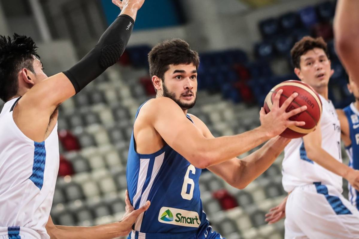 2021-FIBA-Asia-Cup-Qualifiers-Gilas-def-Thailand-Kobe-Paras Kobe Paras on playing the four for Gilas: 'I'll do anything for my country' 2021 FIBA Asia Cup Basketball Gilas Pilipinas News  - philippine sports news