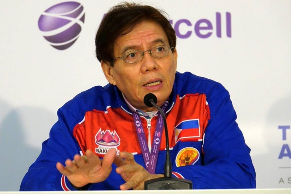 FILE-PHOTO-Eugene-Torre Midlife Halftime Olympic Odyssey: Hidilyn Diaz cements place in pantheon of champions 2020 Tokyo Olympics Bandwagon Wire Weightlifting  - philippine sports news