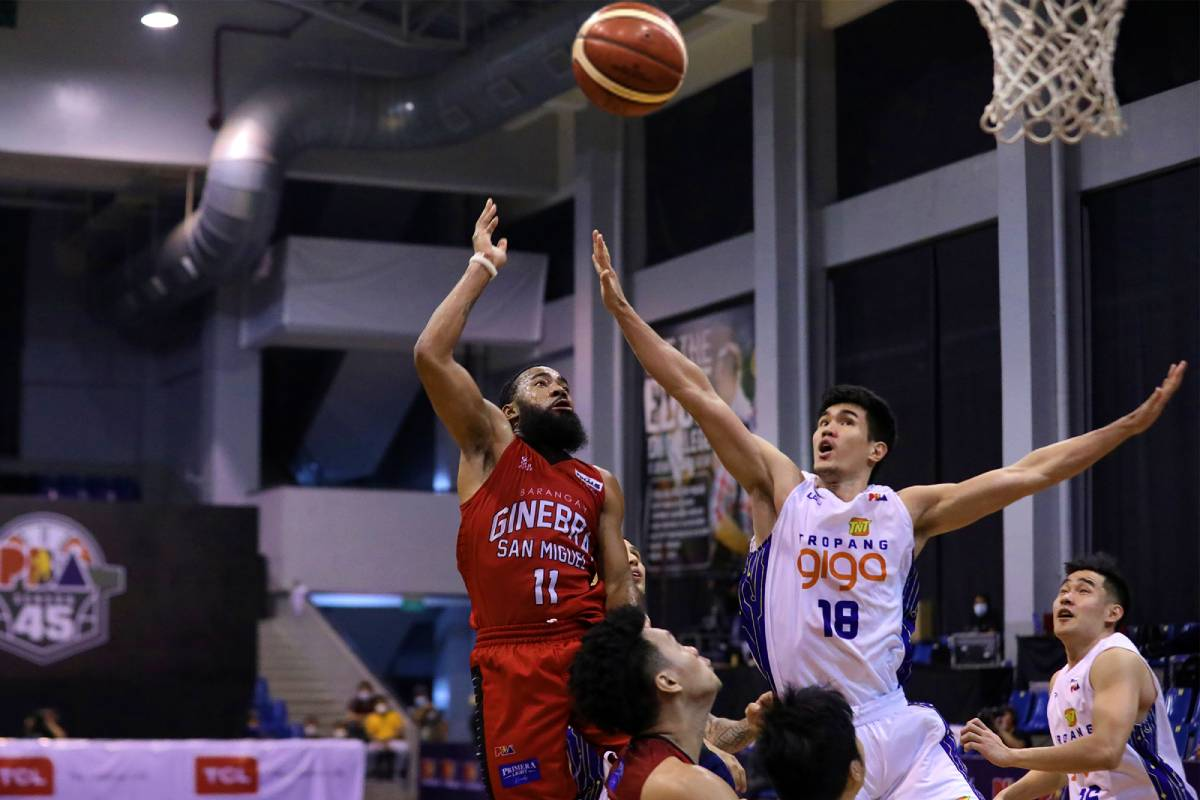 PBA-Season-45-Finals-Game-Two-TNT-vs-Ginebra-Pringle Best of 2020: One Ginebra nation Bandwagon Wire Basketball PBA  - philippine sports news