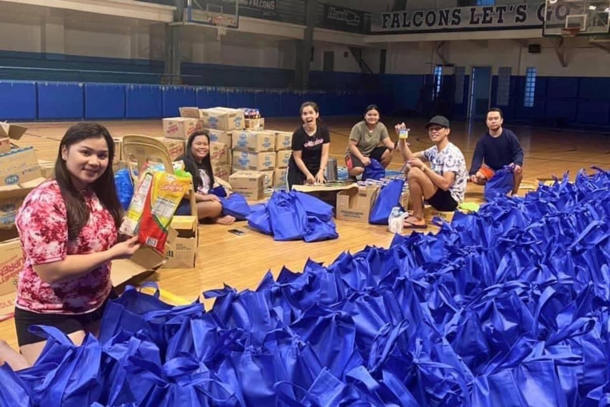 UAAP-Season-83-Christmas-Drive-2 UAAP gives back to affected communities for Christmas ADMU AdU DLSU FEU News NU UAAP UE UP UST  - philippine sports news