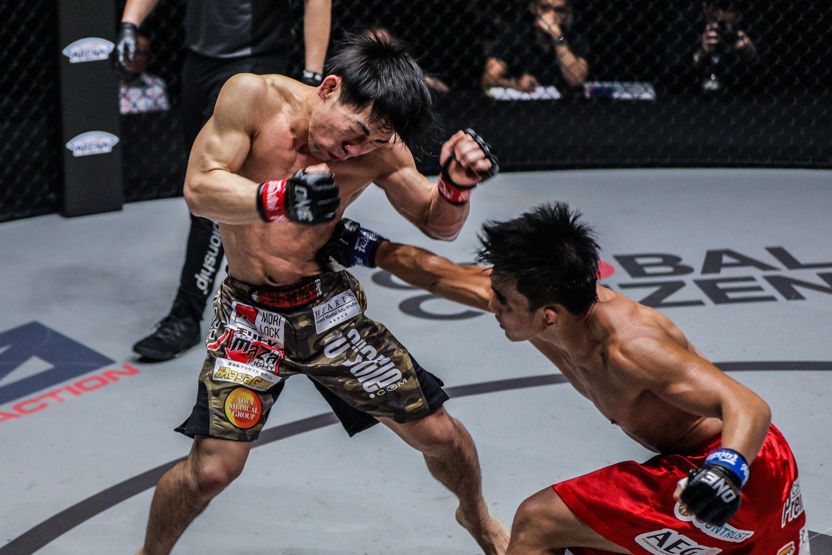 one-eternal-glory-joshua-pacio-def-yosuke-saruta Pacio has one prediction for ONE: Revolution: 'And still' Mixed Martial Arts News ONE Championship  - philippine sports news