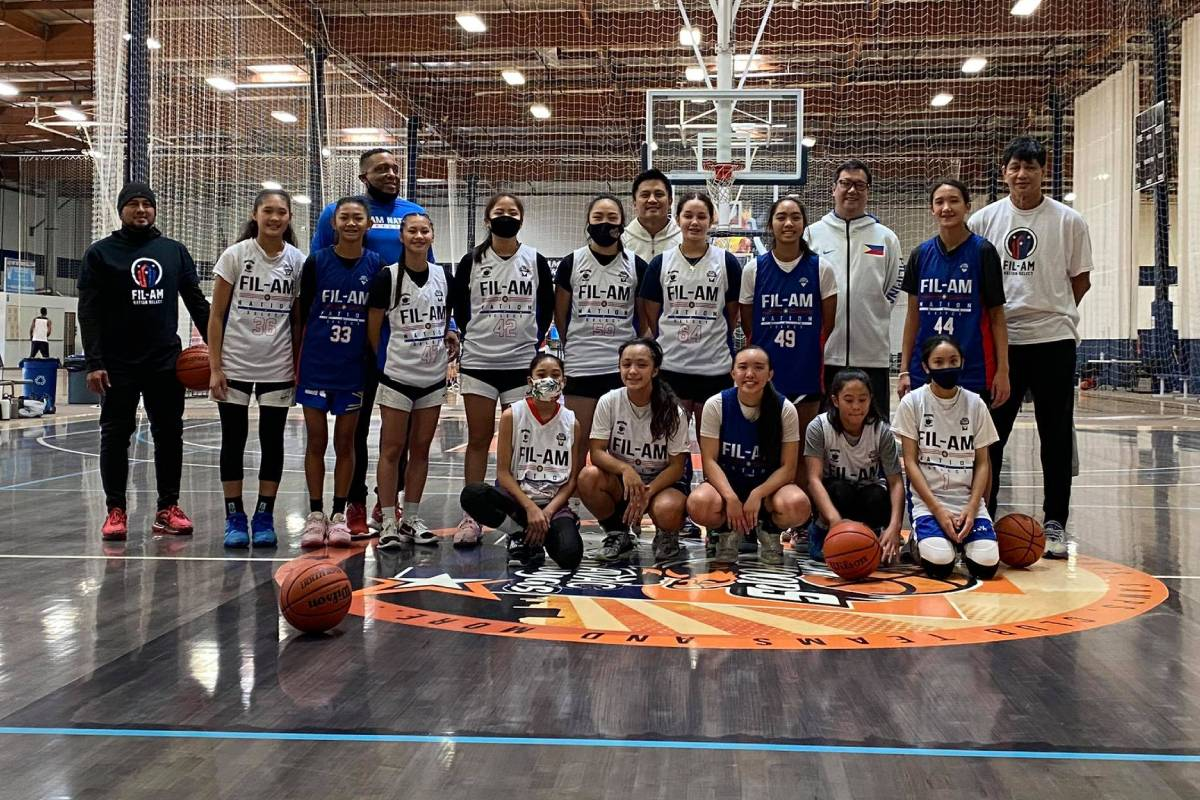 Fil-Am-Nation-Select-2020-Showcase-All-players Yves Dignadice's daughter impresses Pat Aquino in Fil-Am Nation showcase Basketball Gilas Pilipinas News  - philippine sports news