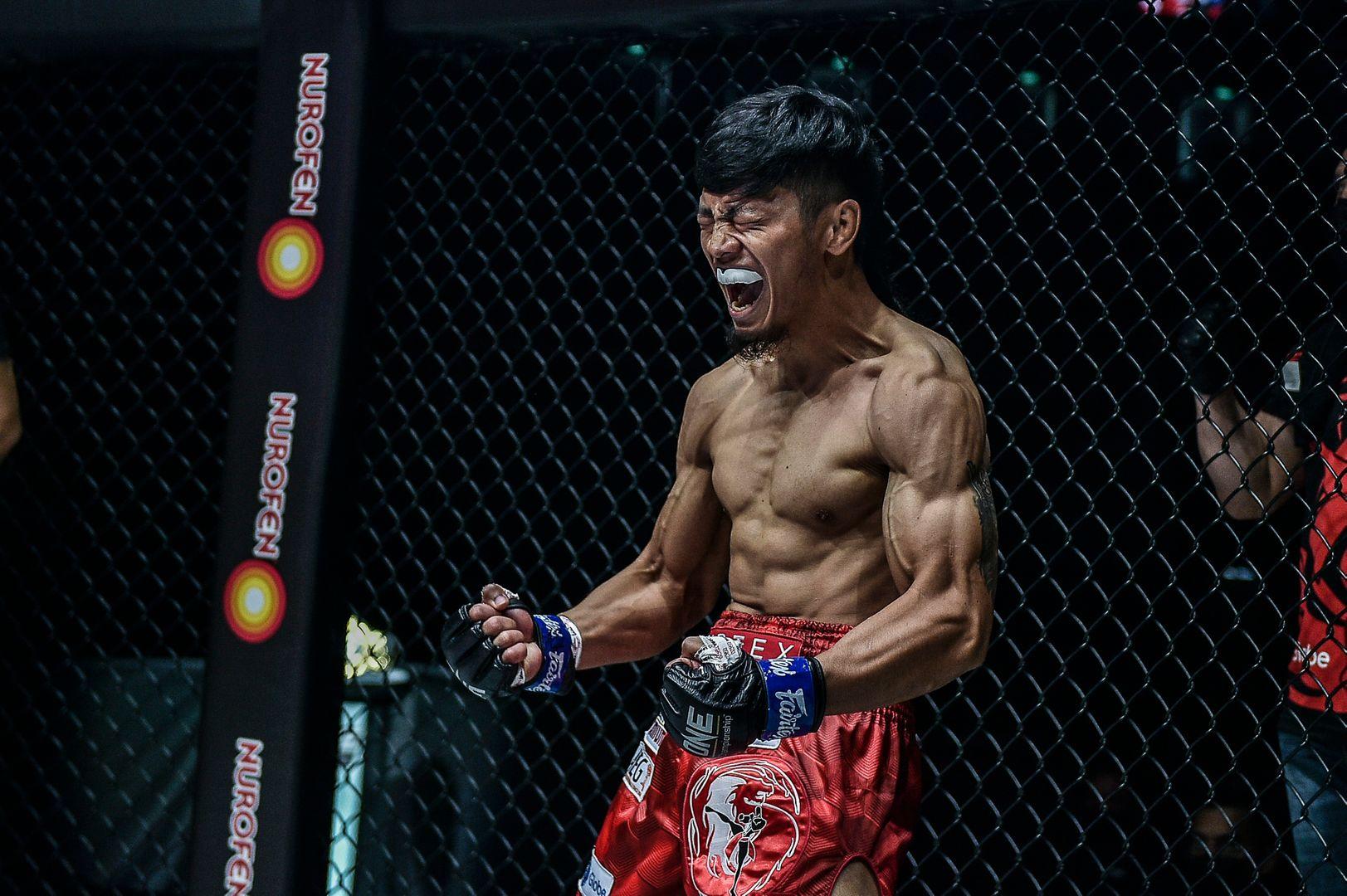 ONE-Inside-The-Matrix-Lito-Adiwang Adiwang had to restart after COVID battle: 'Hindi lang back to zero, negative pa' Mixed Martial Arts News ONE Championship  - philippine sports news