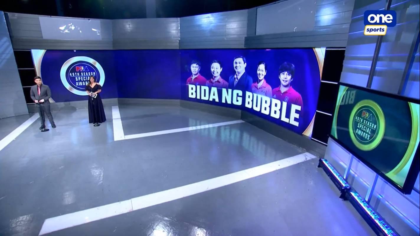 PBA-Season-45-Awards-Night-Bida-ng-Bubble Behind the scenes of PBA's first-ever online Awards Night Basketball News PBA  - philippine sports news