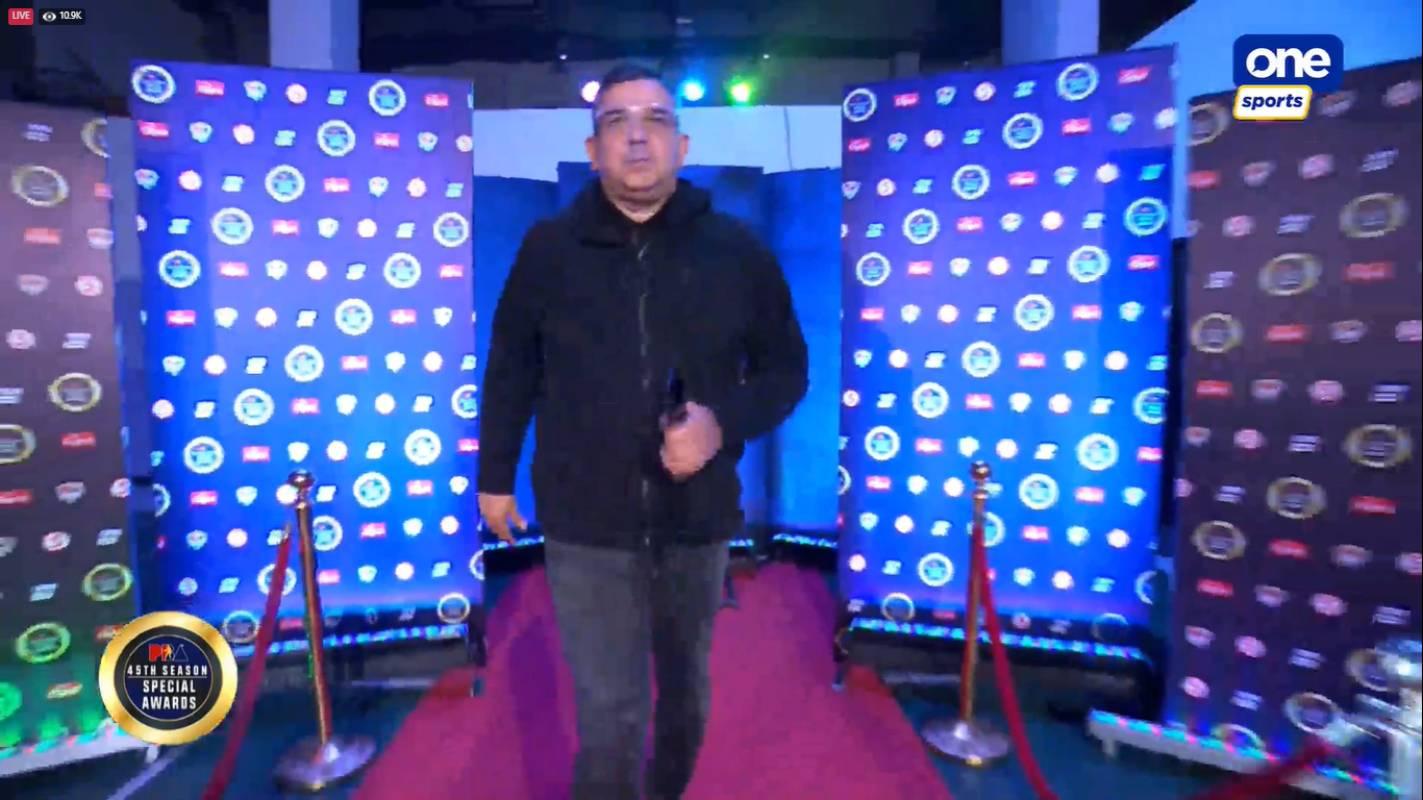 PBA-Season-45-Awards-Night-Dickie-Bachmann Behind the scenes of PBA's first-ever online Awards Night Basketball News PBA  - philippine sports news