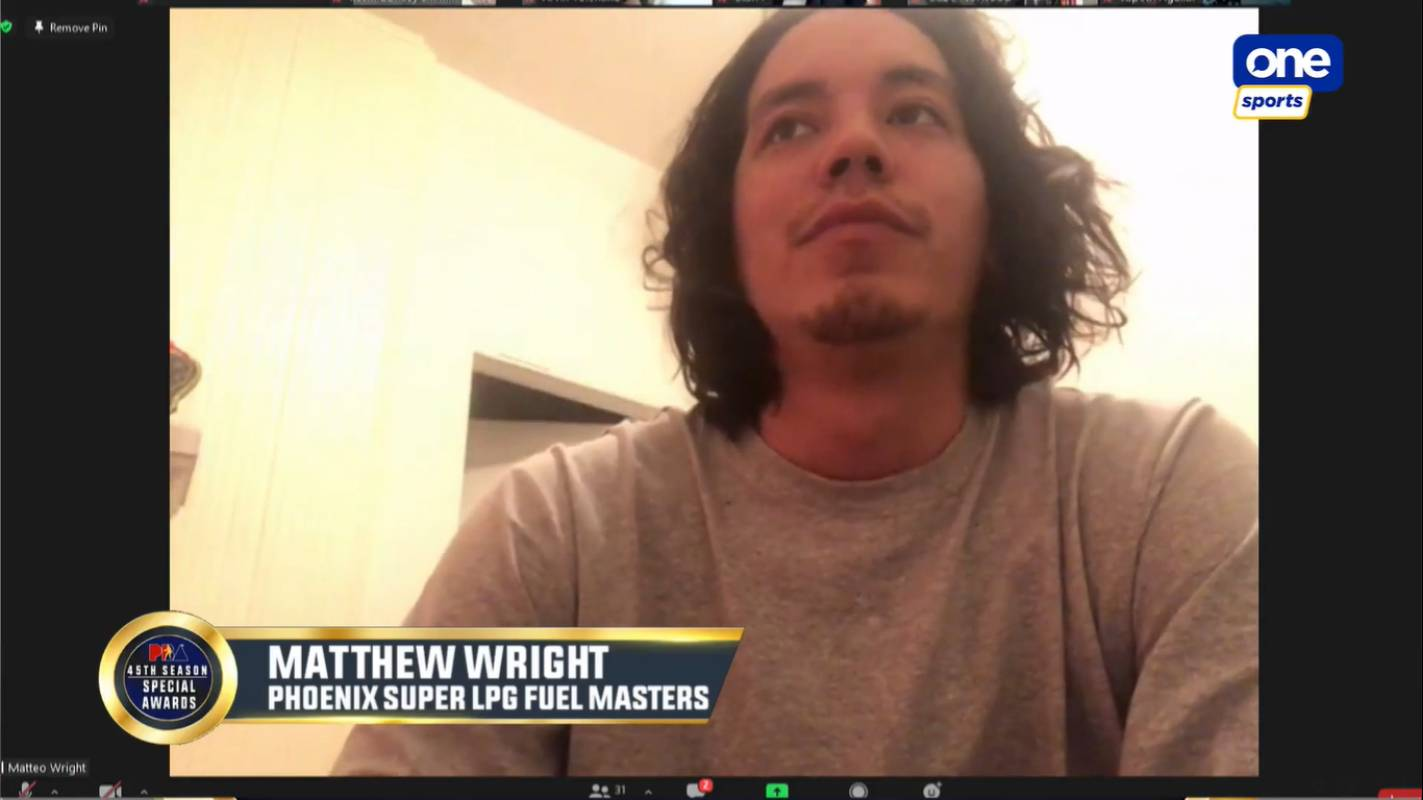 PBA-Season-45-Awards-Night-Matthew-Wright Behind the scenes of PBA's first-ever online Awards Night Basketball News PBA  - philippine sports news