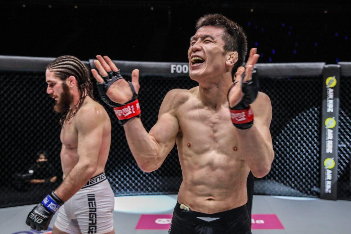 one-unbreakable-aoki-def-nakashima Capitan's coronation, Aoki's triumphant return highlight ONE: Unbreakable Kickboxing Mixed Martial Arts News ONE Championship  - philippine sports news