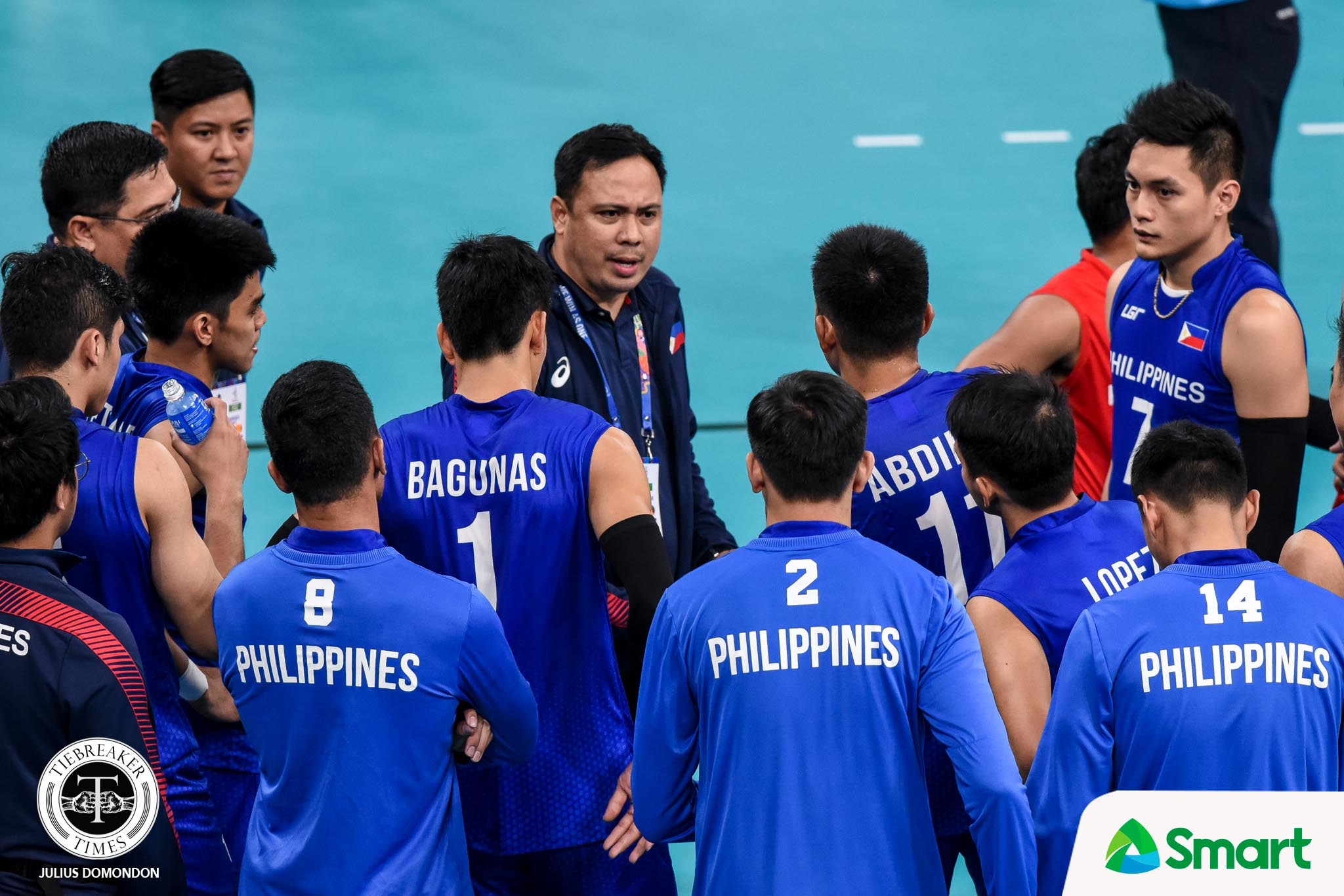 2019-SEA-Games-Mens-Volleyball-Philippines-Alinsunurin Bagunas says he felt 'goosebumps' as Alinsunurin makes him shoo-in for NT News Volleyball  - philippine sports news