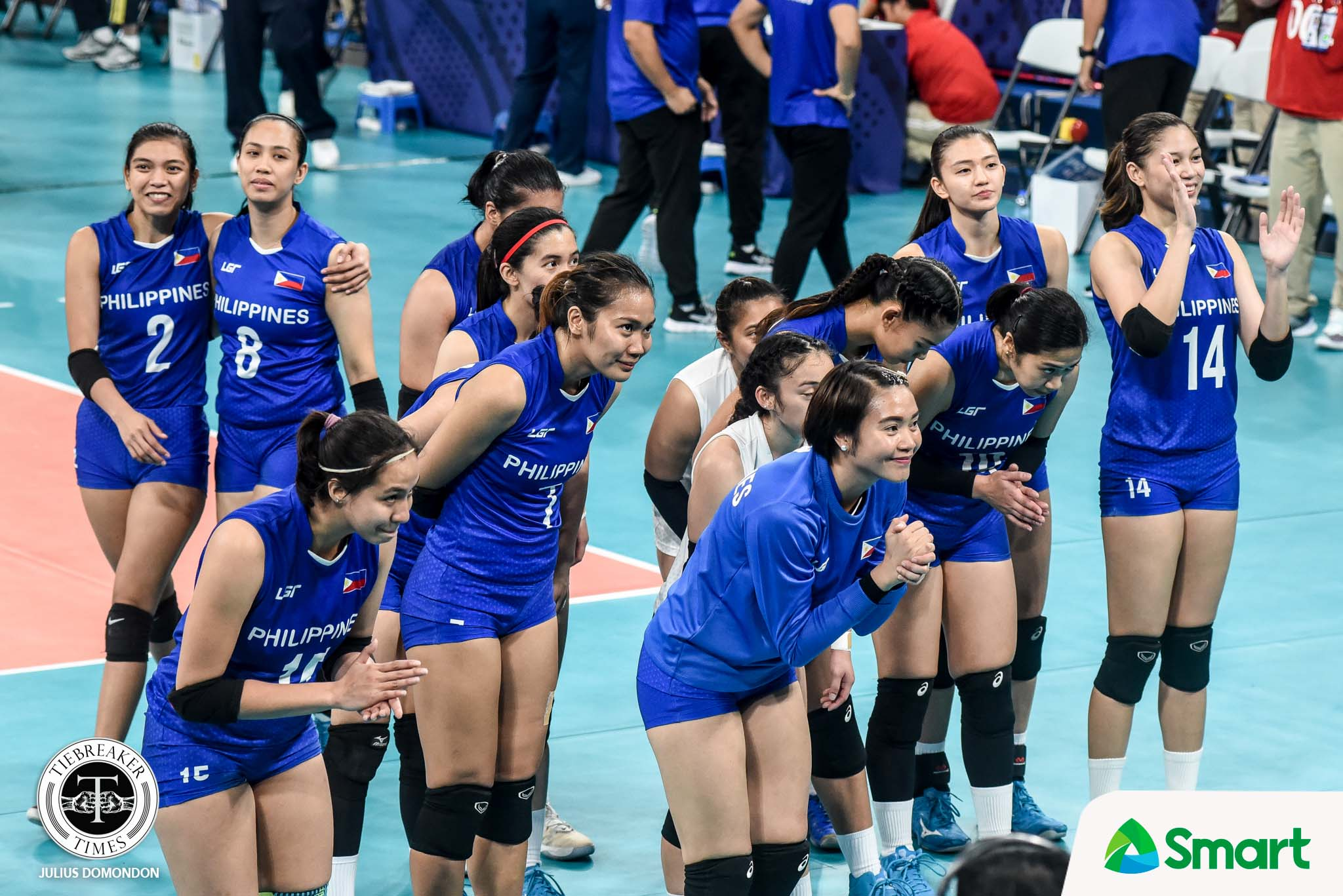 2019-SEA-Games-Womens-Volleyball-Philippines PNVF wants foreign coaches, bigger pool for national teams News Volleyball  - philippine sports news
