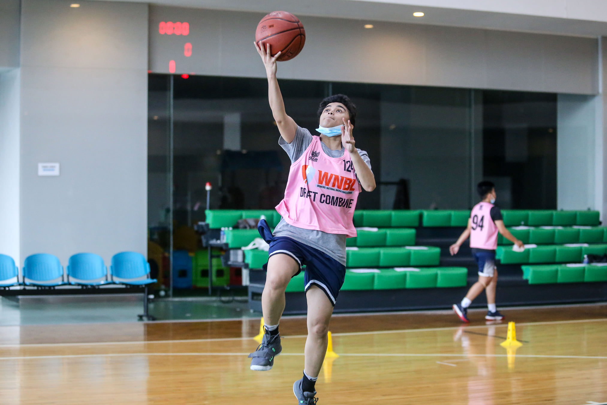 2020-WNBL-Draft-Combine-Fille-Claudine-Cainglet Dr. Fille Cainglet embraces pressure of being a role model Basketball NBL News  - philippine sports news