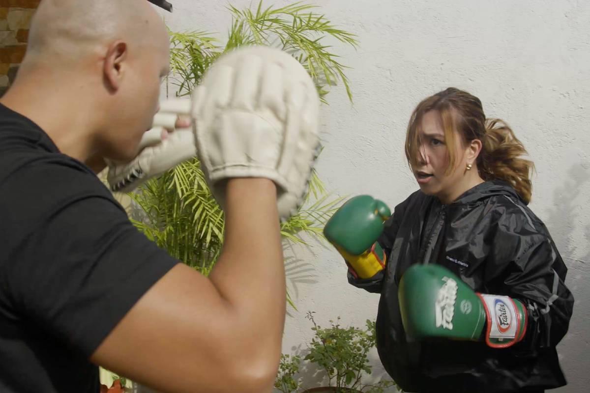 FLEXBOX-JHOANA Ancajas, Pacio recommend FlexBox for boxing training Uncategorized  - philippine sports news