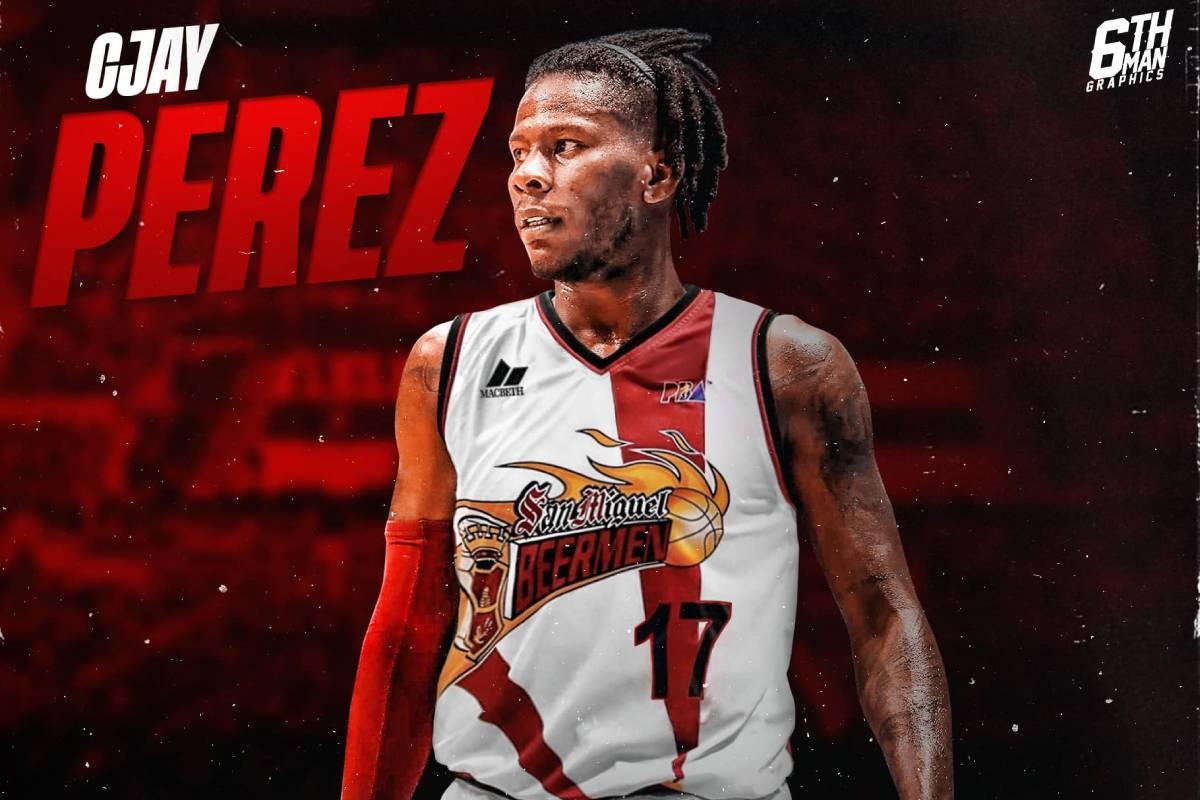 PBA-Season-46-San-Miguel-CJ-Perez Like Romeo, two-time scoring champ Perez out to blend with SMB Basketball News PBA  - philippine sports news