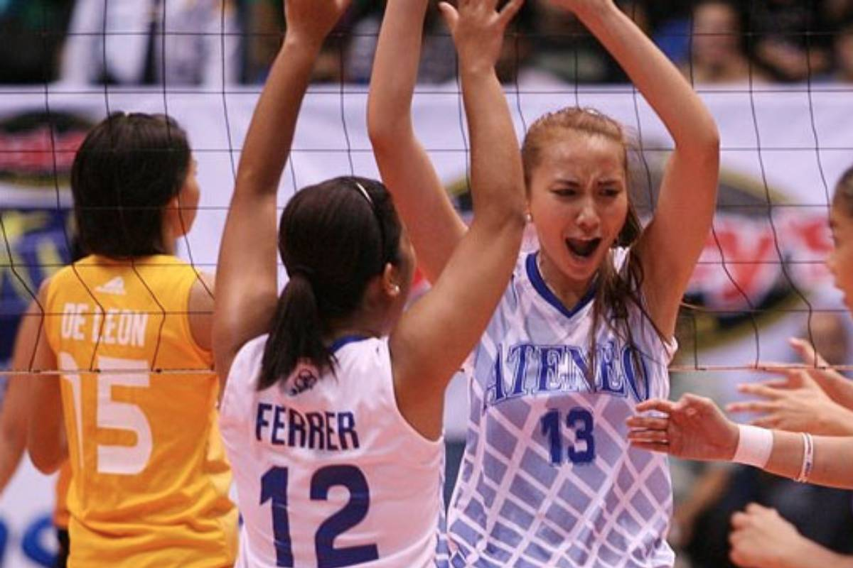 2013-SVL-Ateneo-Daquis Daquis back home as Cignal officially joins PVL News PVL Volleyball  - philippine sports news