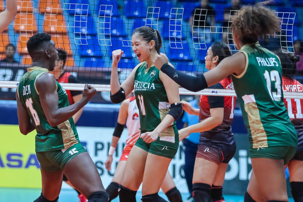 2020-psl-grand-prix-sta-lucia-mika-reyes Alyssa Valdez more motivated after PSL exodus to PVL News PVL Volleyball  - philippine sports news
