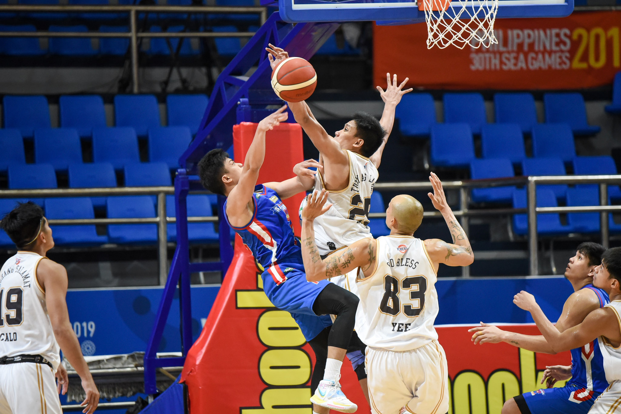 2021-Chooks-to-Go-MPBL-Lakan-Finals-Game-One-Davao-Occi-def-San-Juan-Billy-Robles-block Billy Robles proves why he is Dulay's go-to guy from ROS to Davao Occi Basketball MPBL News  - philippine sports news