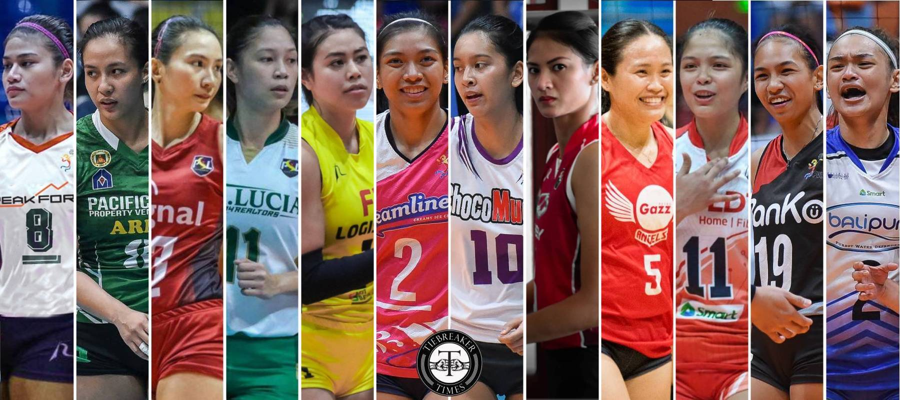 2021-pvl-open-conference-teams-final Graze Bombita excited to lead young BaliPure in stacked PVL field News PVL Volleyball  - philippine sports news