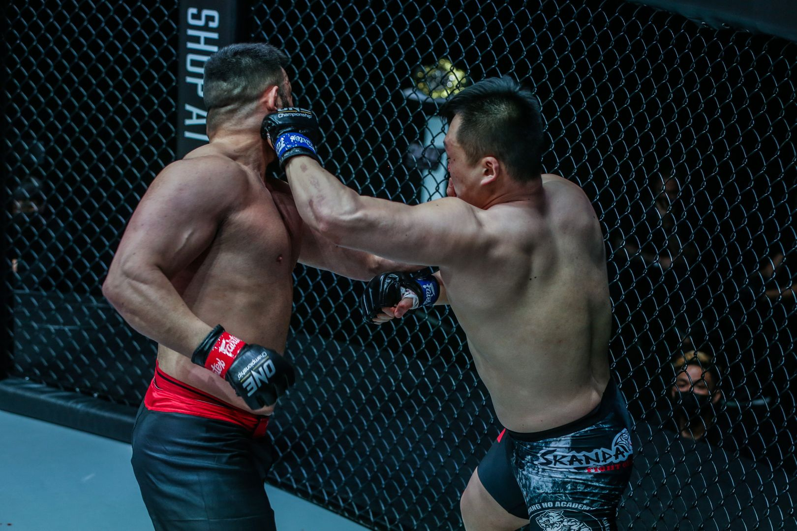 ONE-Fists-of-Fury-II-Kang-Ji-Won-def-Amir-Aliakbari Vera warning to Aliakbari proved right: 'It's different in ONE Championship' Mixed Martial Arts News ONE Championship  - philippine sports news