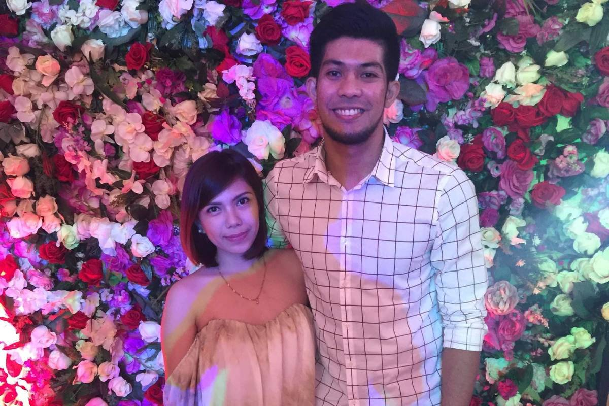 PBA-Season-46-Jaypee-Mendoza-and-wife-Precious Jaypee Mendoza shares battle with DVT, road to recovery Basketball News PBA  - philippine sports news