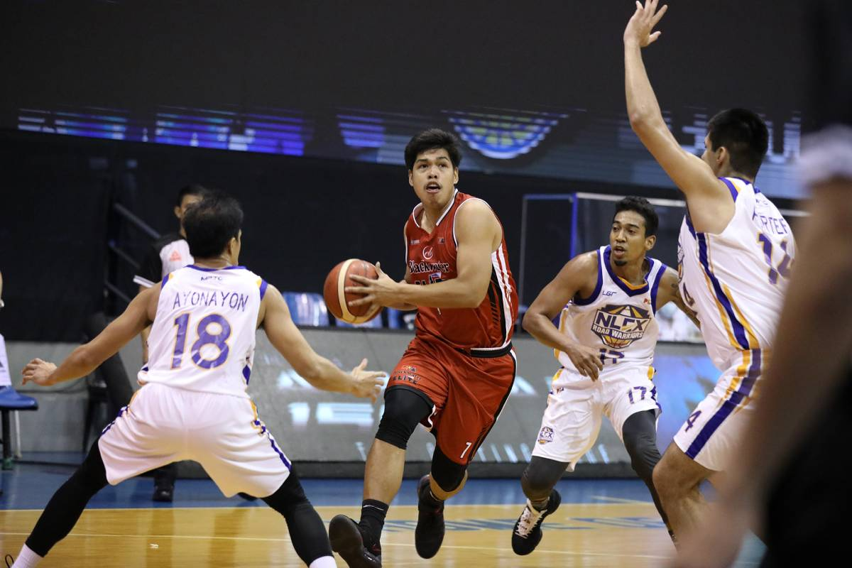 PBA-Season-46-NLEX-def-Blackwater-Don-Trollano Racela remains grateful to Blackwater: 'I just hope they talked to me first' Basketball News PBA  - philippine sports news