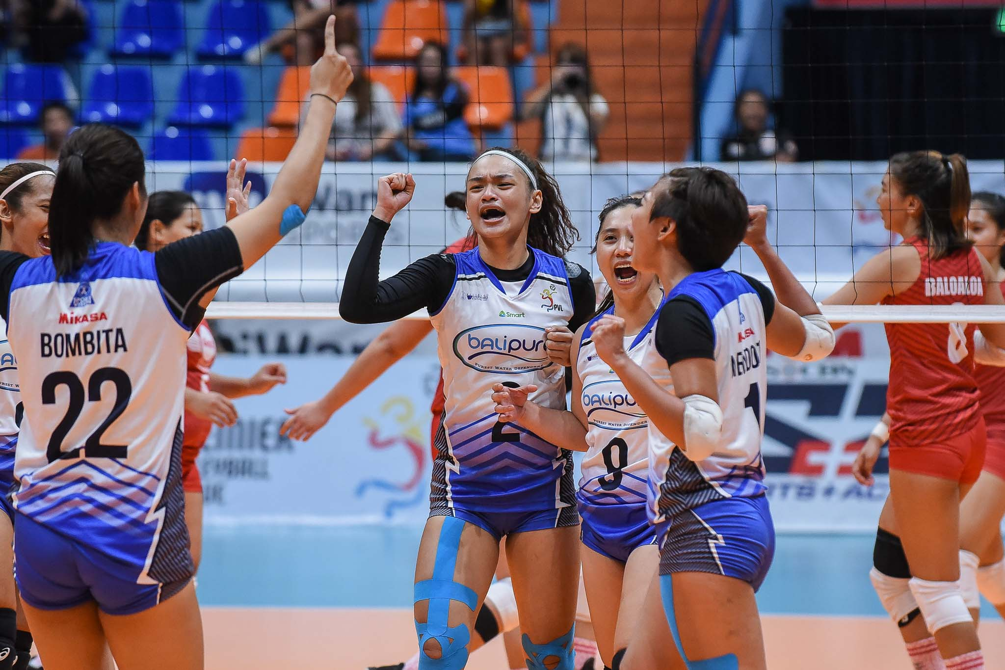 PVL-Open-Conference-2019-Petrogazz-vs.-Balipure-Espiritu-0886 Graze Bombita excited to lead young BaliPure in stacked PVL field News PVL Volleyball  - philippine sports news