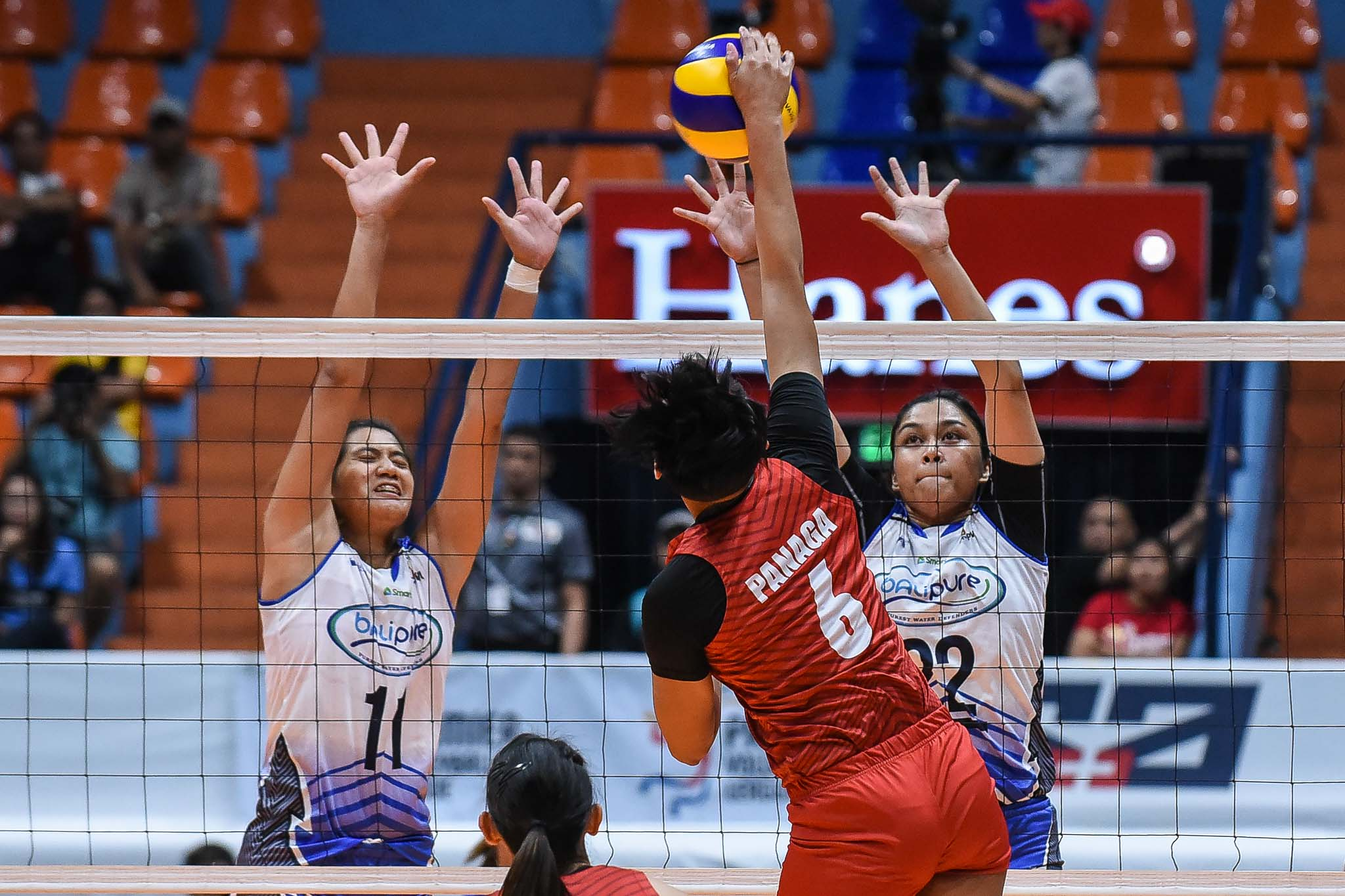 PVL-Open-Conference-2019-Petrogazz-vs.-Balipure-Salamagos-Bombita-1123 Graze Bombita excited to lead young BaliPure in stacked PVL field News PVL Volleyball  - philippine sports news