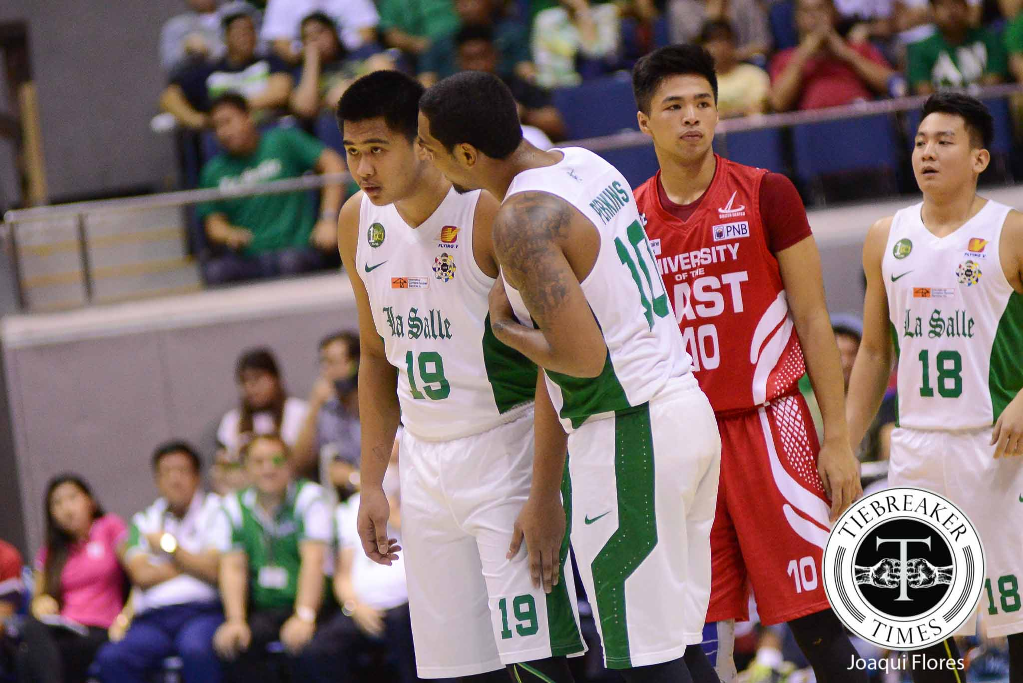 UAAP-78-DLSU-vs.-UE-Muyang-6705 Muyang grateful to have represented Pampanga in MPBL before entering PBA Draft Basketball MPBL News PBA  - philippine sports news