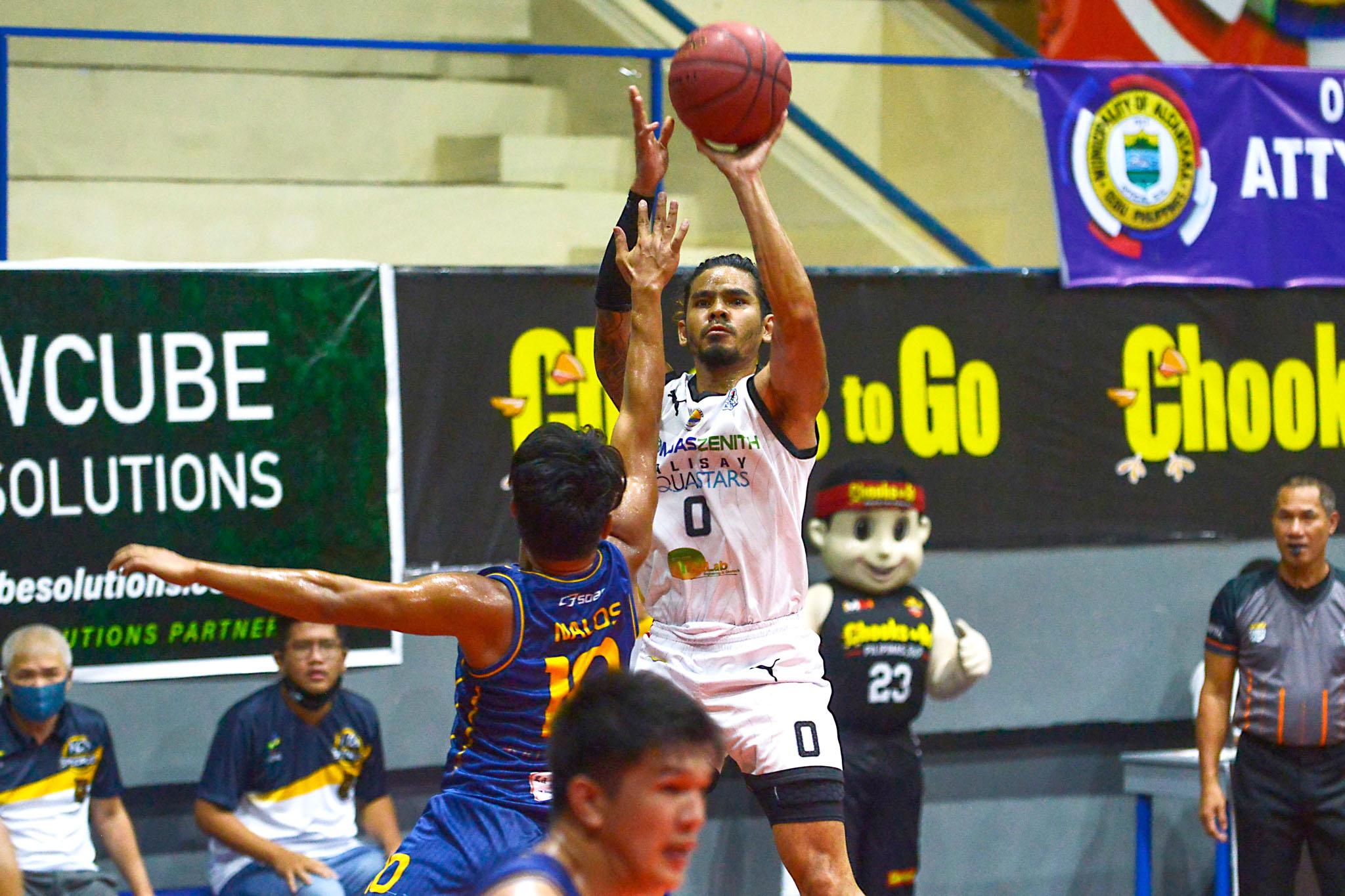 2021-Chooks-to-Go-Pilipinas-VisMin-Super-Cup-Visayas-Talisay-def-Mandaue-Paulo-Hubalde-1 Patrick Cabahug braces for physical KCS defense come VisMin Finals Basketball News VisMin Super Cup  - philippine sports news
