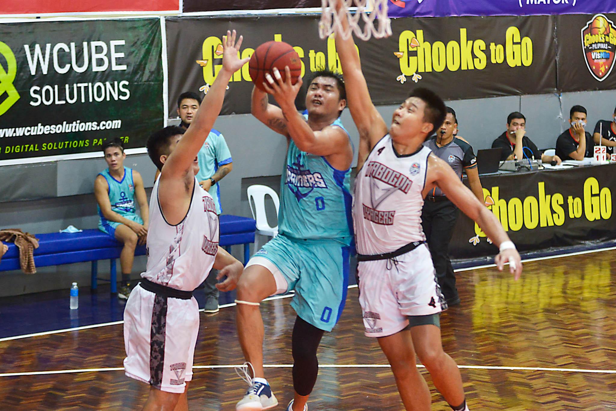 2021-Chooks-to-Go-VisMin-Cup-Visayas-Tabogon-vs-Tubigon-Joseph-Marquez-2 Tubigon Bohol's lady boss proves to be lucky charm for Mariners Basketball News VisMin Super Cup  - philippine sports news