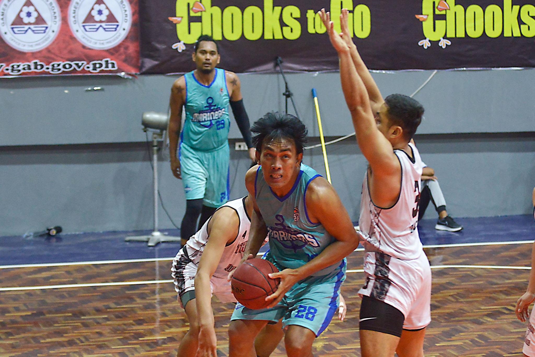 2021-Chooks-to-Go-VisMin-Cup-Visayas-Tabogon-vs-Tubigon-Pari-Llagas Tubigon Bohol's lady boss proves to be lucky charm for Mariners Basketball News VisMin Super Cup  - philippine sports news