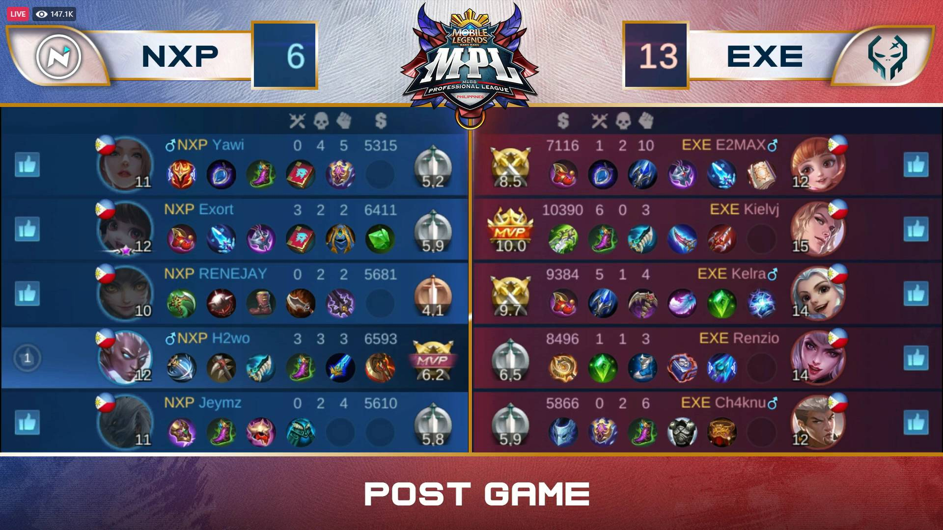 MPL-PH-7-Execration-def-NXP-Game-1 Renzio's Paquito lifts Execration past NexPlay, creates logjam in MPL PH Group B Uncategorized  - philippine sports news