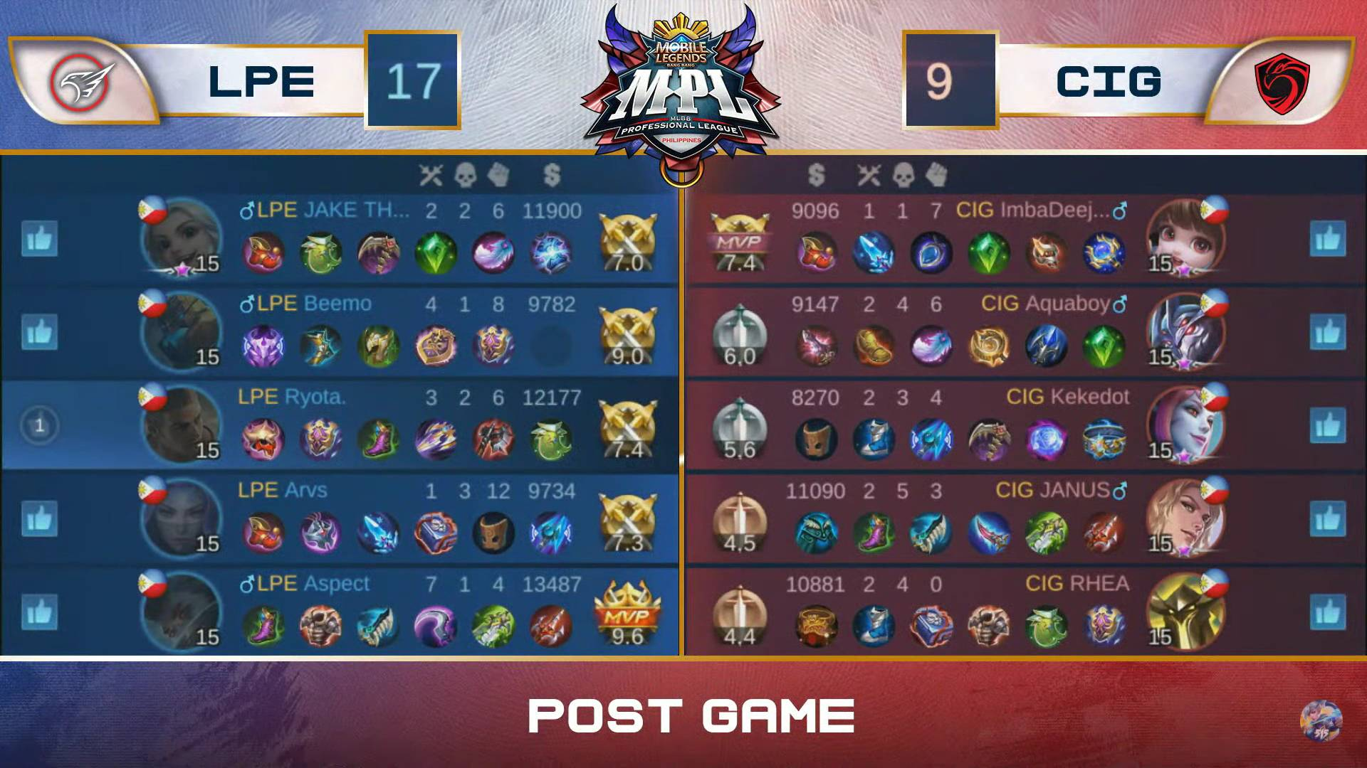 MPL-PH-Season-7-Playbook-def-Cignal-Game-Two Playbook sends Cignal to brink of elimination in MPL PH ESports Mobile Legends MPL-PH News  - philippine sports news