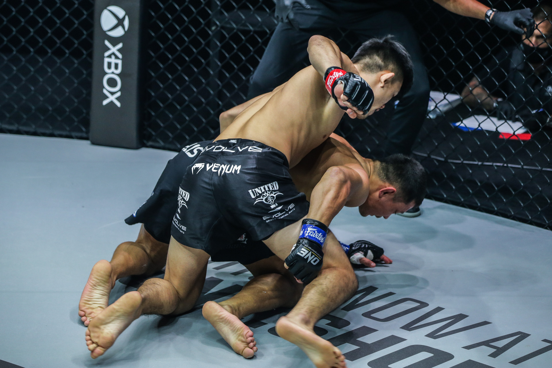 ONE-on-TNT-II-Christian-Lee-def-Timofey-Nastyukhin-shots ONE on TNT II: Christian Lee continues reign, blitzes Timofey Nastyukhin Kickboxing Mixed Martial Arts News ONE Championship  - philippine sports news