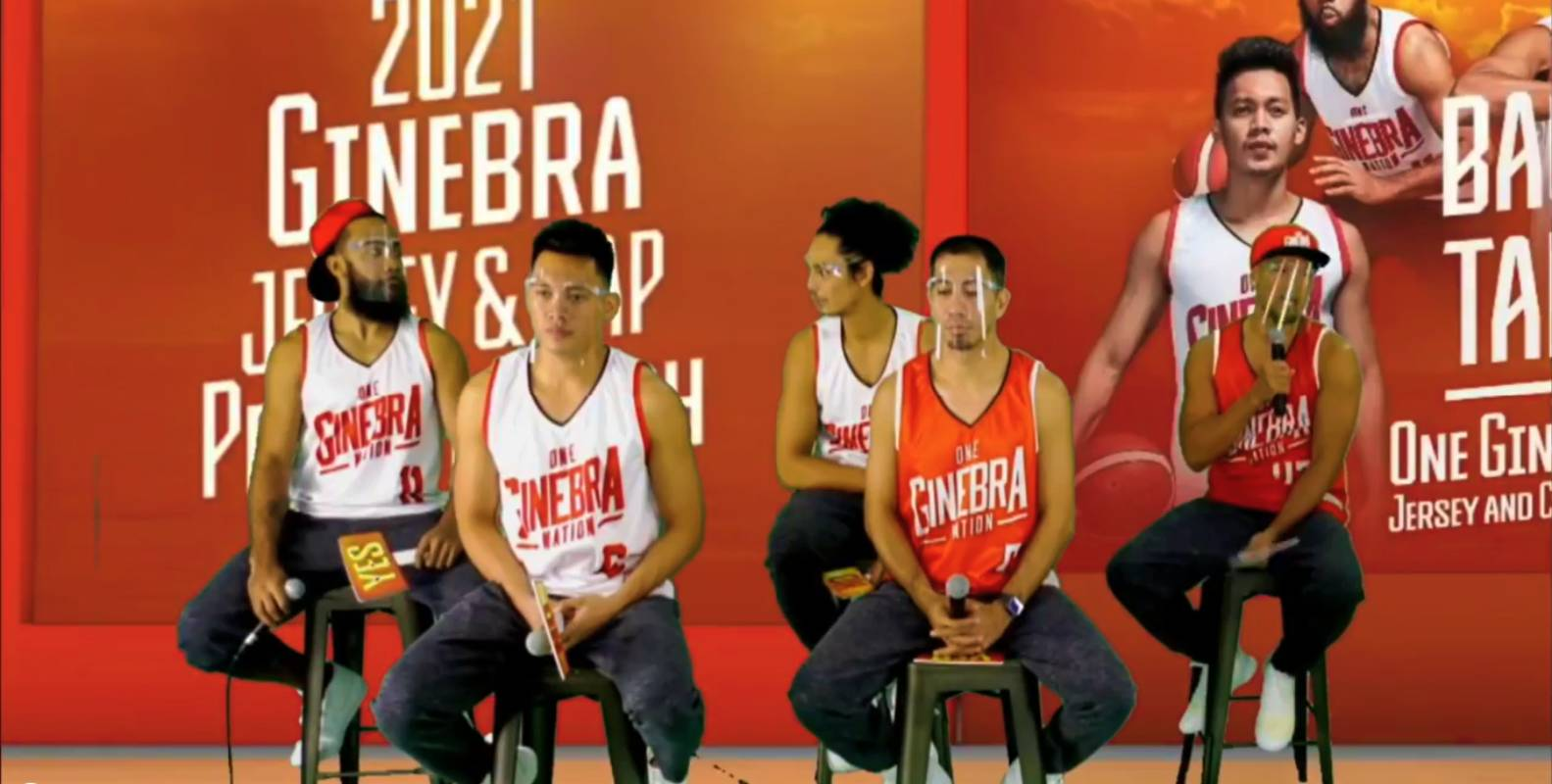 PBA-Season-46-One-Ginebra-Nation Ginebra unveils new 'One Ginebra Nation' jerseys Basketball News PBA  - philippine sports news