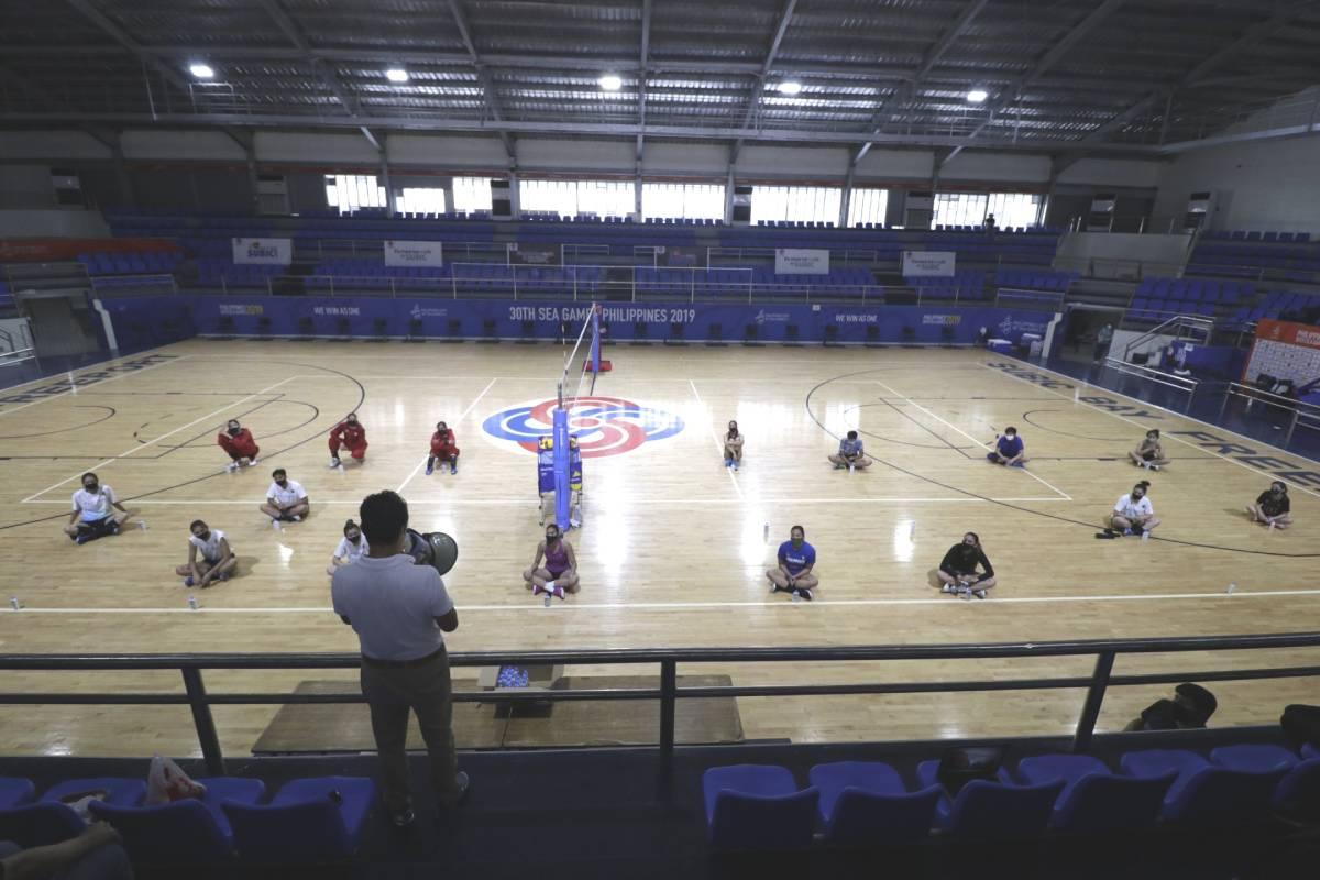 PNVF-National-Team-tryout-Tats-Suzara Jaja Santiago headlines 16 national team hopefuls in PNVF tryouts News Volleyball  - philippine sports news