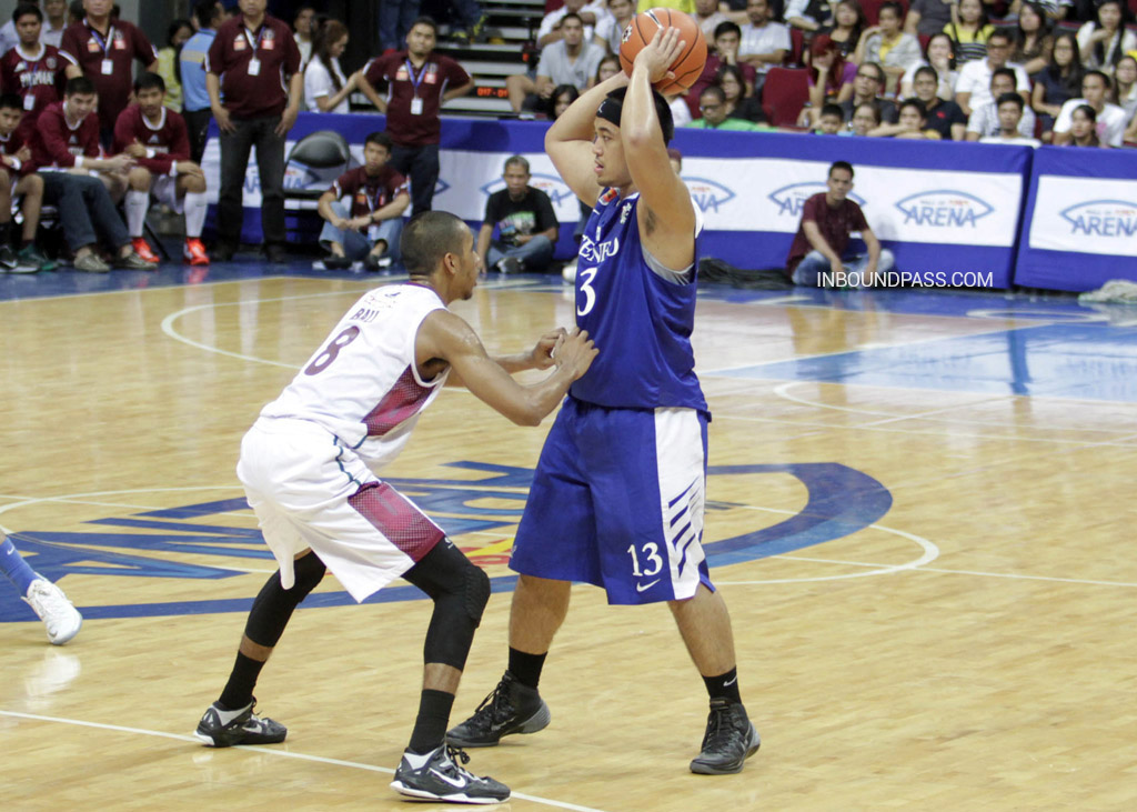 UAAP-Season-76-Ateneo-def-UP-Ryan-Buenafe Ryan Buenafe has no regrets as he fulfilled his duty as a brother Basketball News VisMin Super Cup  - philippine sports news