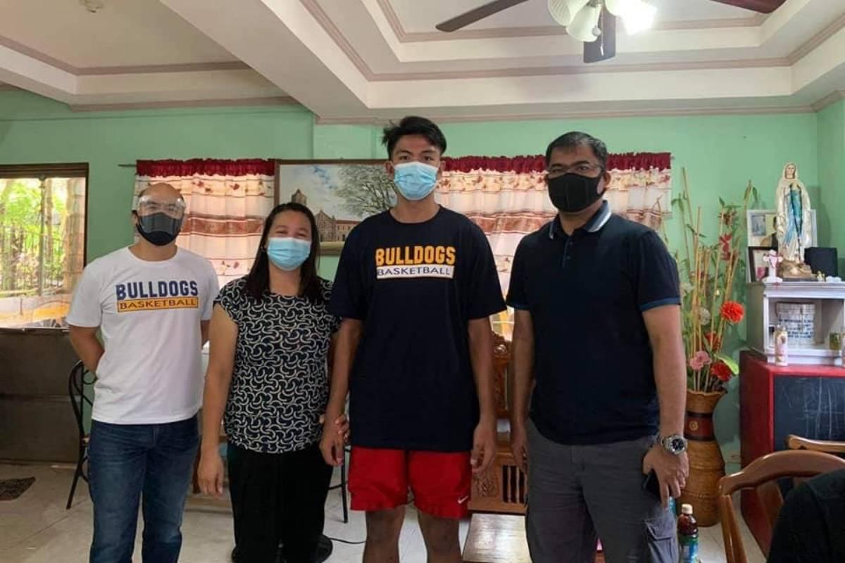 UAAP-Season-83-NU-Bulldogs-PJ-Palacielo NU gets commitment of 6-5 prospect PJ Palacielo Uncategorized  - philippine sports news