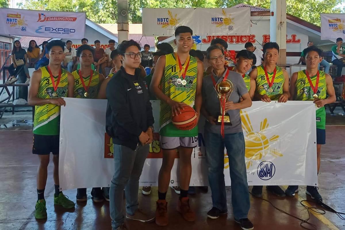 2020-NBTC-Regional-Championship-CAR-Region-2-Charles-Burgos La Salle gets 'two-and-through' Fil-Am Deschon Winston Basketball DLSU News UAAP  - philippine sports news