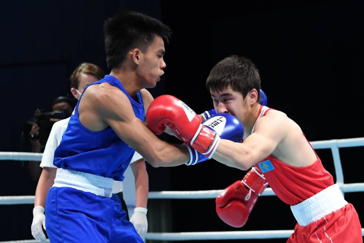 2021-Asian-Elite-Sabit-def-Durens Marcial stunned in Asian Elite as Team Pilipinas end campaign Boxing News  - philippine sports news