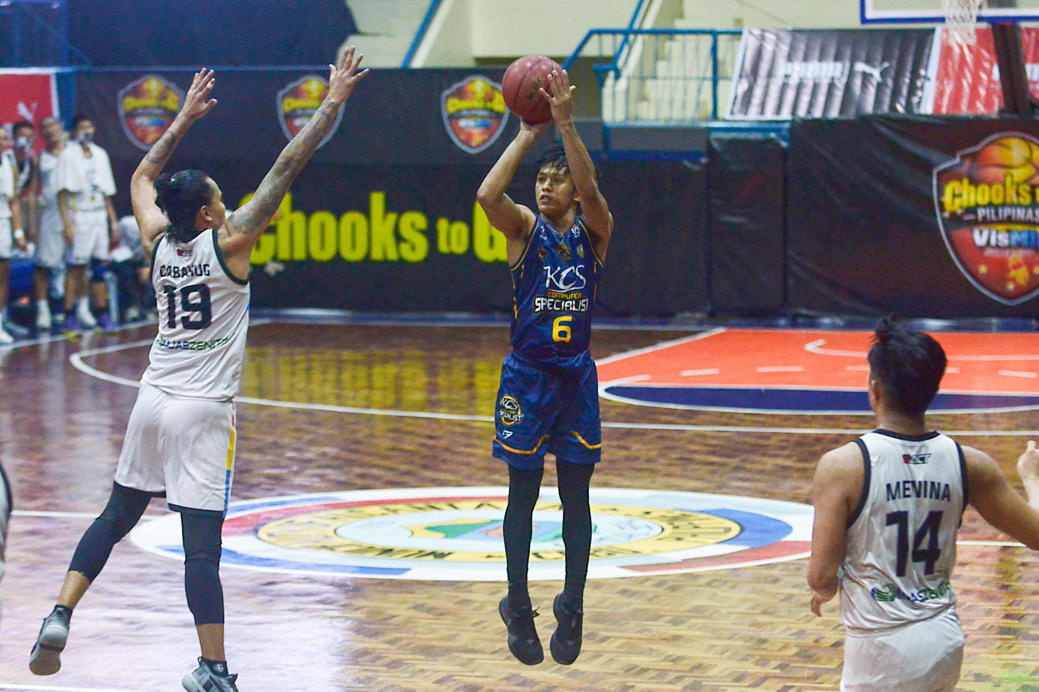 2021-Chooks-to-Go-VisMin-Cup-Visayas-Finals-Game-1-Talisay-vs-Mandaue-Shaq-Imperial-2 Young Shaq Imperial unfazed by VisMin Finals' bright lights Basketball News VisMin Super Cup  - philippine sports news